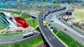 CONSTRUCCIÓN DEL PRIMER DISTRIBUIDOR VIAL AL NUEVO AEROPUERTO INTERNACIONAL DE MÉXICO (NAICM)