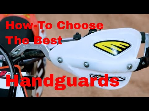Motorcycle Handguards 101 - From Roost Protection To Ultimate Protection