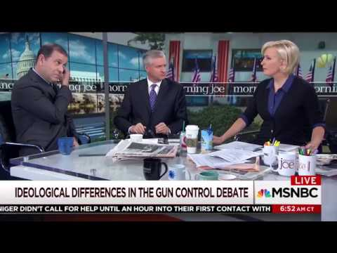 Former NPR CEO admits he's changed his mind about gun control