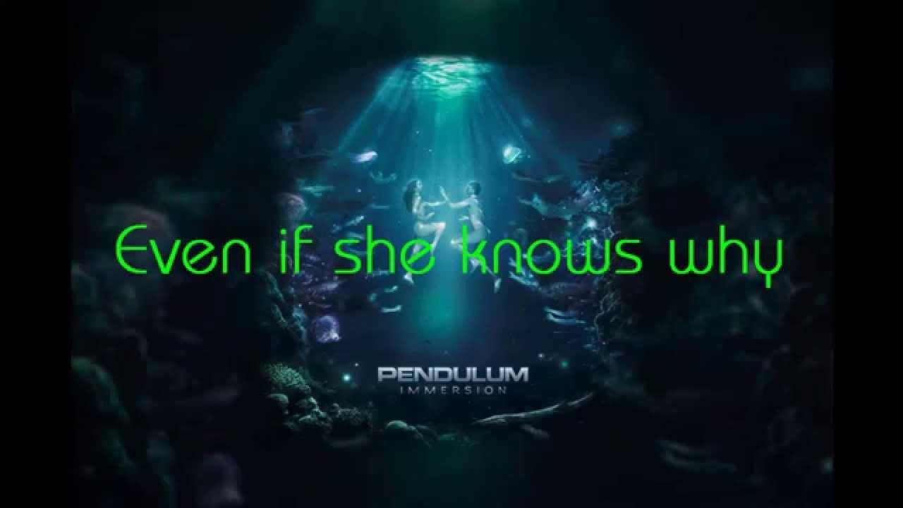 Witchcraft Pendulum Lyrics Youtube