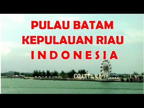 wisata indonesia pulau batam kepulauan riau indonesia