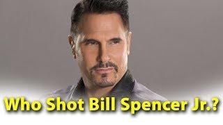 Who Shot Bill Spencer Jr.? B&B Spoilers