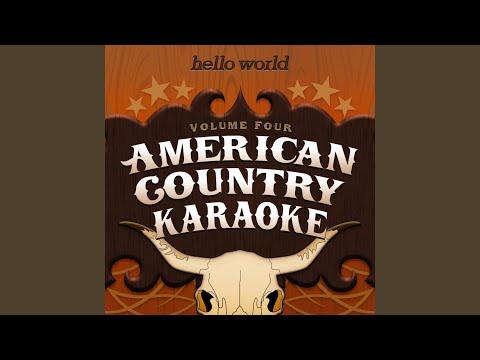 Hello World (Karaoke In The Style Of Lady Antebellum)