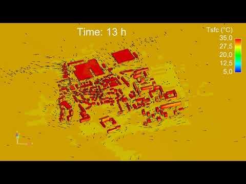 EUREQUA - Marseille CFD simulation I