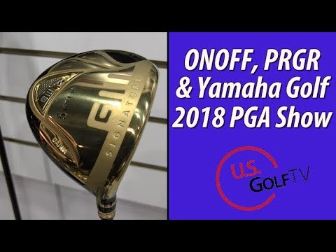 ONOFF Golf Global At The PGA Show