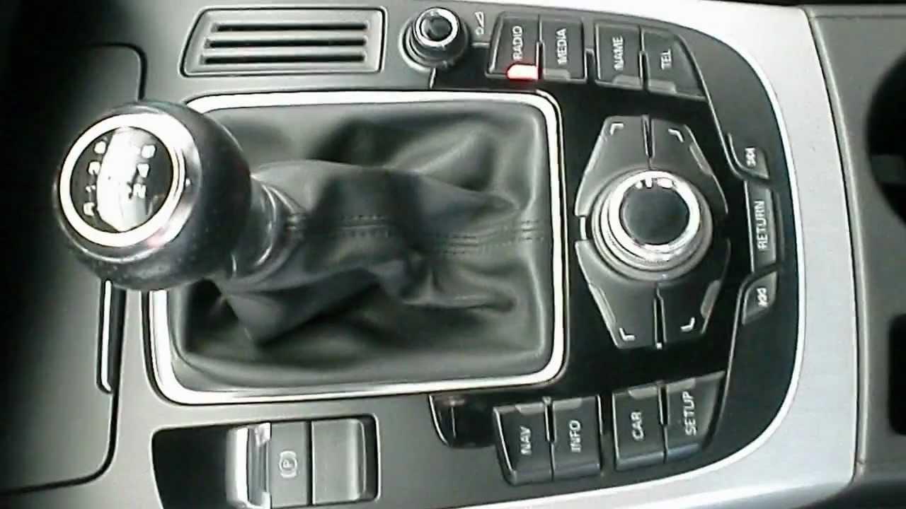 Audi A4 2009 Car Interior Detailing Youtube