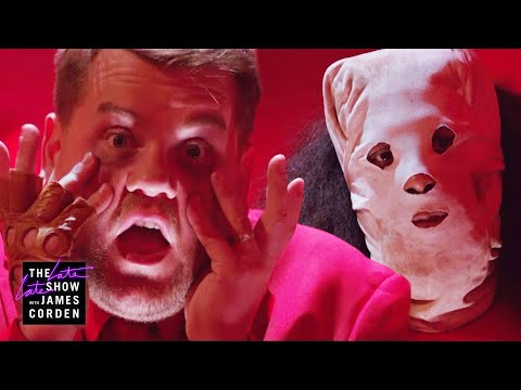 Watch James Corden Face His Doppelganger In Creepy 'Us' Parody (Video)