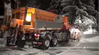 Winterdienst Oberaargau 8.12.2012