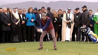 В Туркменистане открылся гольф-клуб