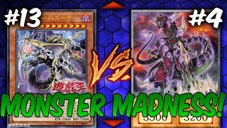 Monster Madness 2019: DINOSAURS vs ZOMBIES! ( March Madness Yugioh Tournament)