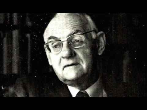 Hans Urs von Balthasar ( 2 de 2 ) - Interviewé par Marcel Brisebois