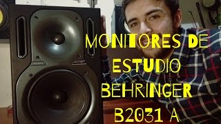 Behringer Truth B 2031A | Español
