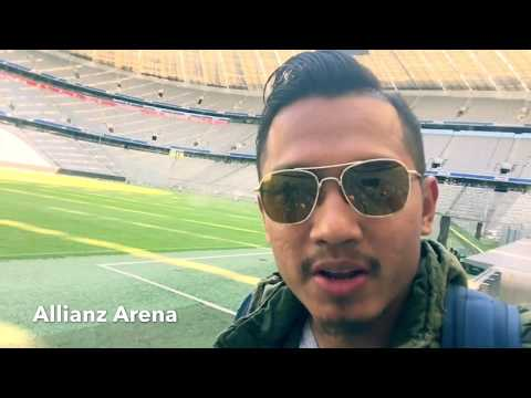 เสือดำผจญภัย - ตอน บุกถิ่นเสือใต้ FC Bayern Munchen @ Allianz Arena