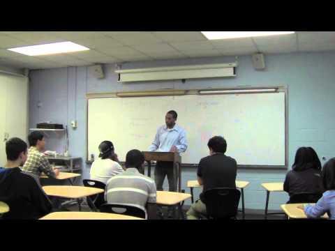 Edmund Burke School Boys Varsity Blackout Skit 2012-13