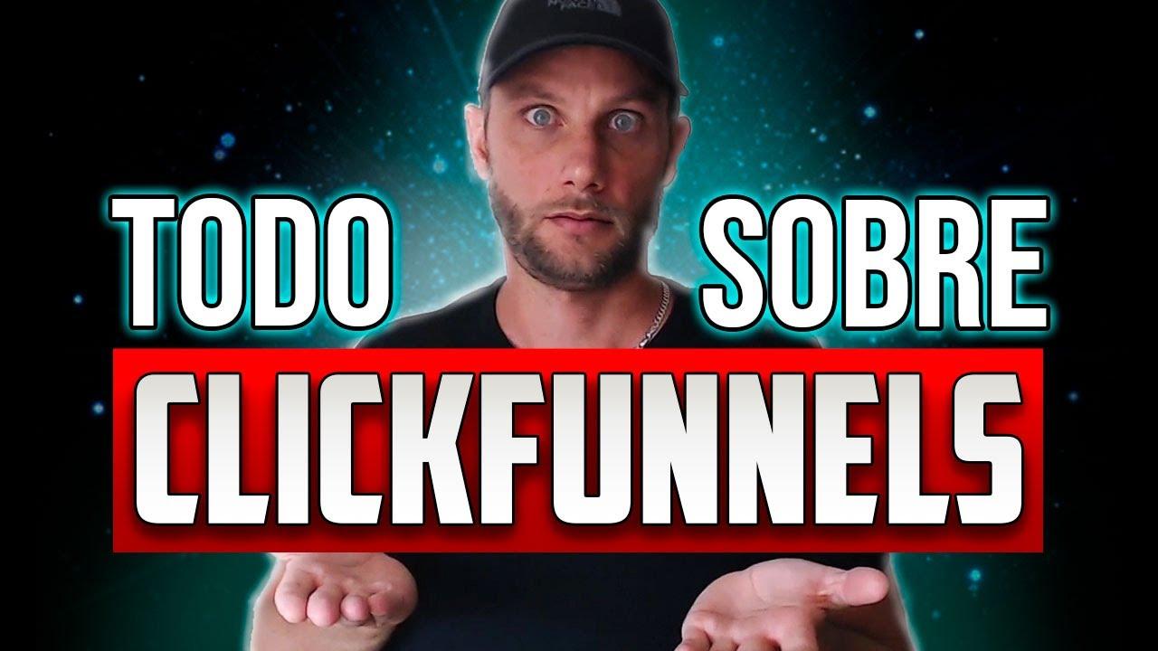 Clickfunnels en Español ¿Qué es y Cómo Funciona? + BONUS