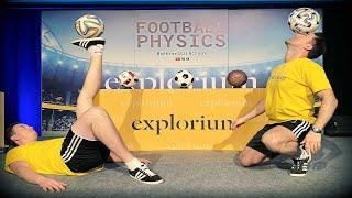 Football Physics - ESB Science Blast 2020