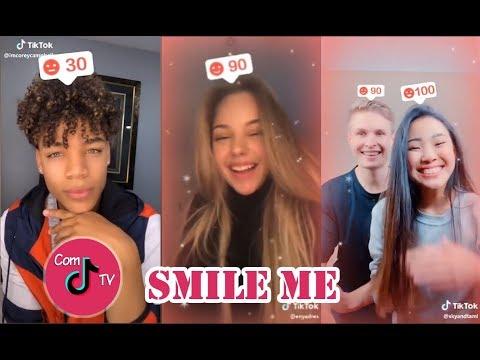 New Smile Me Challenge TikTok Videos Compilation 2018