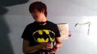 Batgirl_99 Tabasco green pepper challenge