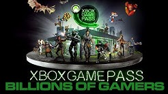 Xbox Game Pass Ultimate Bundle to reach a Billion   Microsoft Xbox Game Pass on PC   Colteastwood