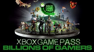 Xbox Game Pass to reach a Billion | Microsoft Xbox Game Pass on PC | Colteastwood