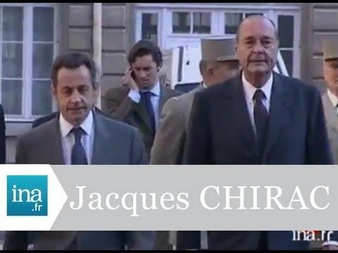 Jacques Chirac et Nicolas Sarkozy: passion et trahison - Archive vidéo INA
