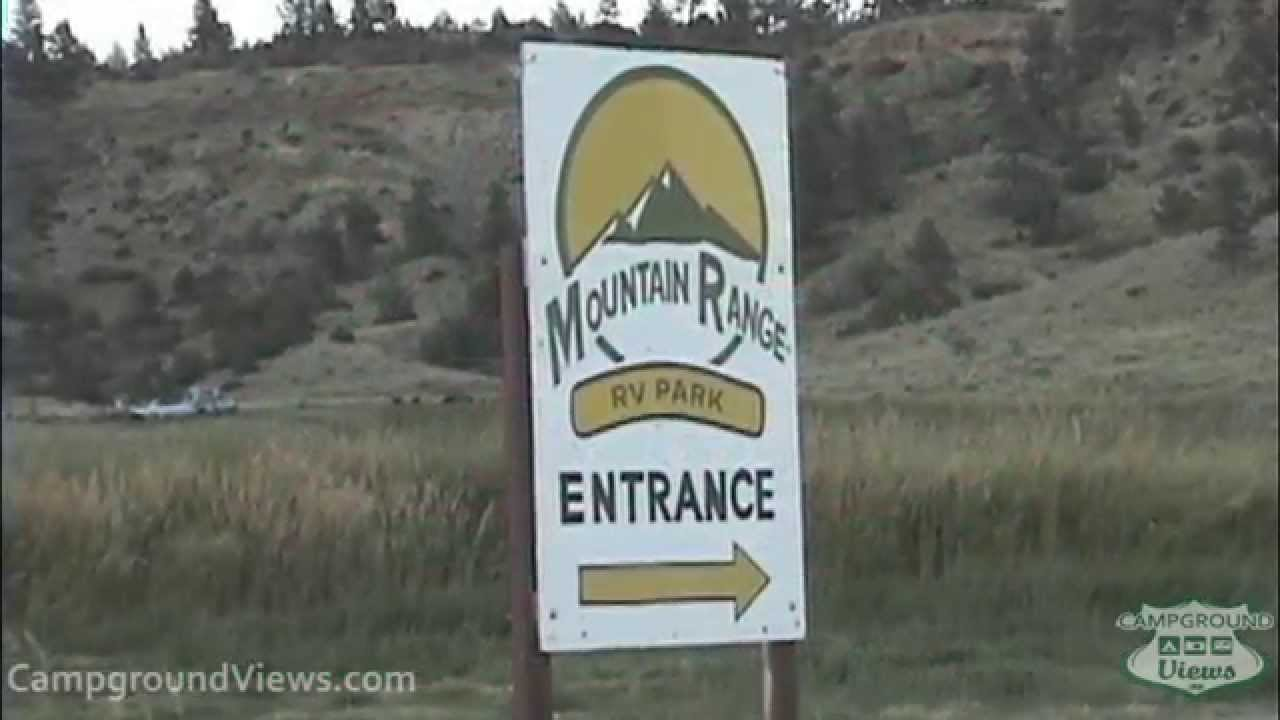 Campgroundviews Com Mountain Range Rv Park Columbus