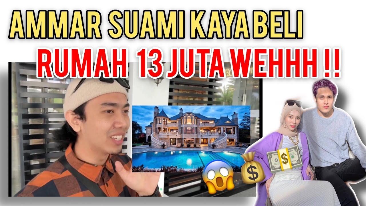 "Ammar beli ""RUMAH 13 Juta?!"" untuk Adira Arsel - Instafemes TERKAYA Malaysia wehhh!"