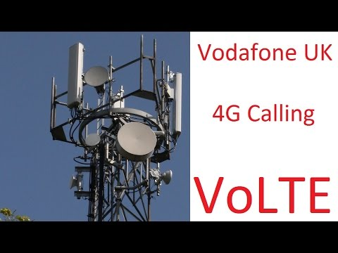 Vodafone UK 4G Calling (VoLTE) is now live!