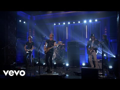 Sting - I Can't Stop Thinking About You (Live On The Tonight Show/2016)