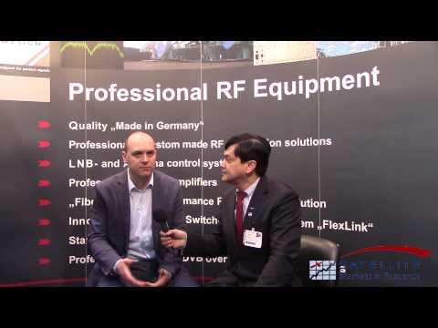Interview with Oliver Vogel, Director-Sales & Marketing, RF Design