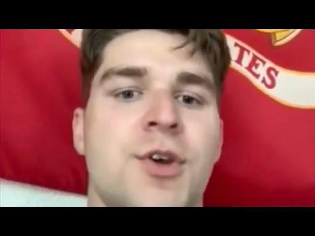 Garrett Barden is Interviewed by Harrison Burns