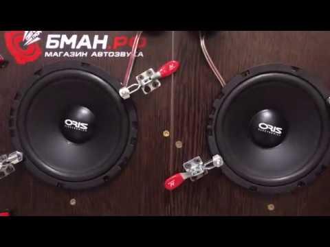 Обзор на Oris JB-65s. Хорошая замена штатной акустики!