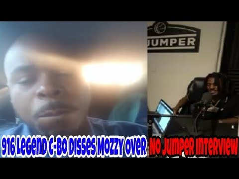 Cbo Bans Mozzy From Sacramento After Mozzy's No Jumper Interview | DocHicksTv