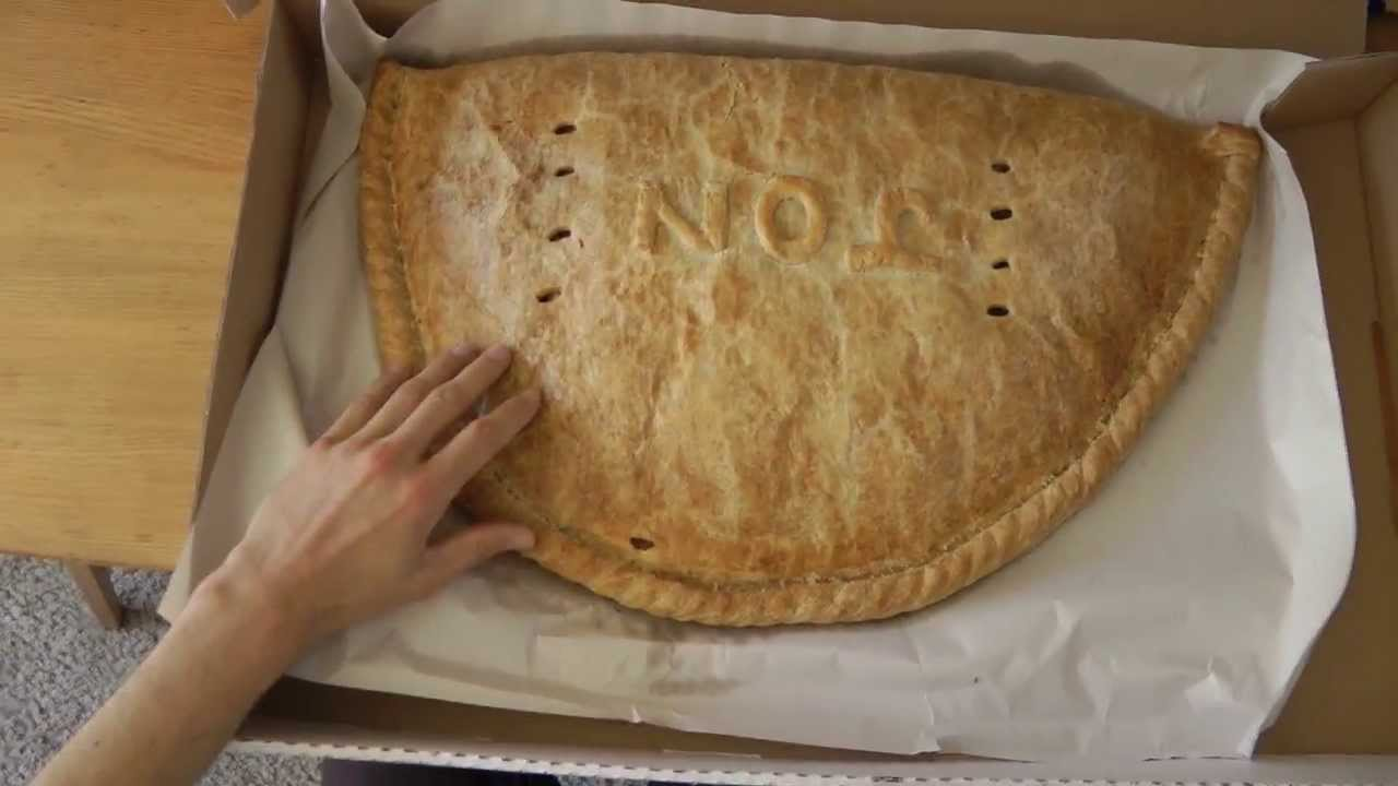 how to make a cornish pasty video