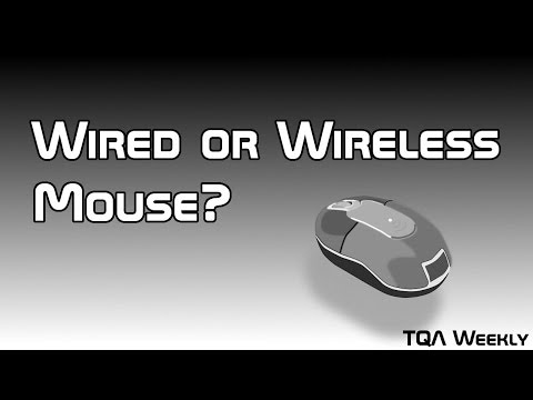 wired or wireless mouse youtube. Black Bedroom Furniture Sets. Home Design Ideas