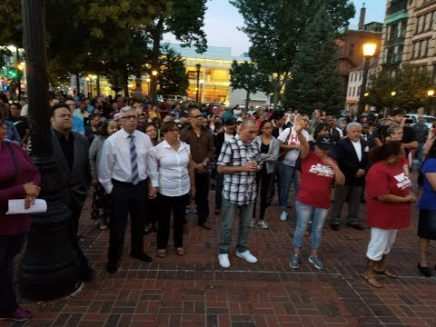 Western Mass. faith community unites in prayer for Puerto Rico