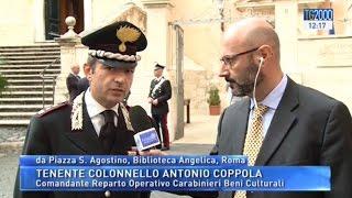 Cristoforo Colombo, di nuovo in Italia la lettera che annunciava la scoperta dell'America
