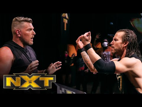 Adam Cole and Pat McAfee's chaotic confrontation: WWE NXT, Aug. 5, 2020
