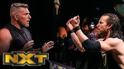 Adam Cole and Pat McAfees chaotic confrontation WWE NXT Aug 5 2020