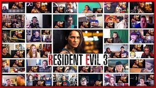Resident Evil 3 Remake Trailer Mega Reactions Mashup