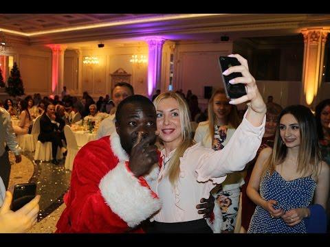 Афроамериканец спел по армянски African American Sang Armenianна свадьбе в Красноярске .#Ash888881