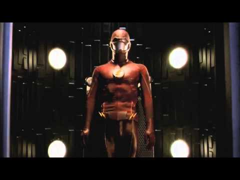 FLASH - My name is Barry Allen and I'm the fastest man alive.. 2. season