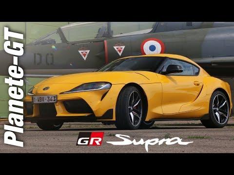 Toyota GR Supra : Le Nouveau Missile qu'il te Faut ?!