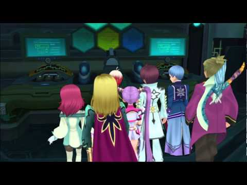 Let's Play Tales of Graces f Blind!  Episode 072:  Best escape sequence since Metroid