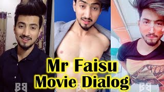 Mr Faisu Best Movie Dialog | Team 07 Musically Video | TikTok Video Ep-7 | Big Bollywood