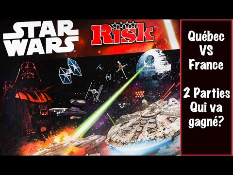 Parties de Star Wars Risk