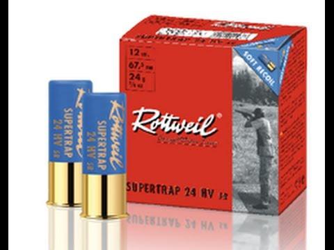Rottweil Shot Shells, Rottweil Brenneke Magnum