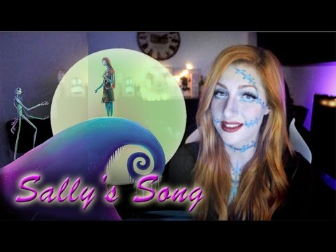 Sally's Song (German) - Nightmare Before Christmas (Lara Loft Cover)
