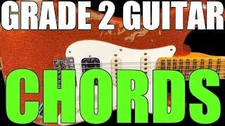 Grade 2 Guitar Chords - Ren's Guitar Mastery Course