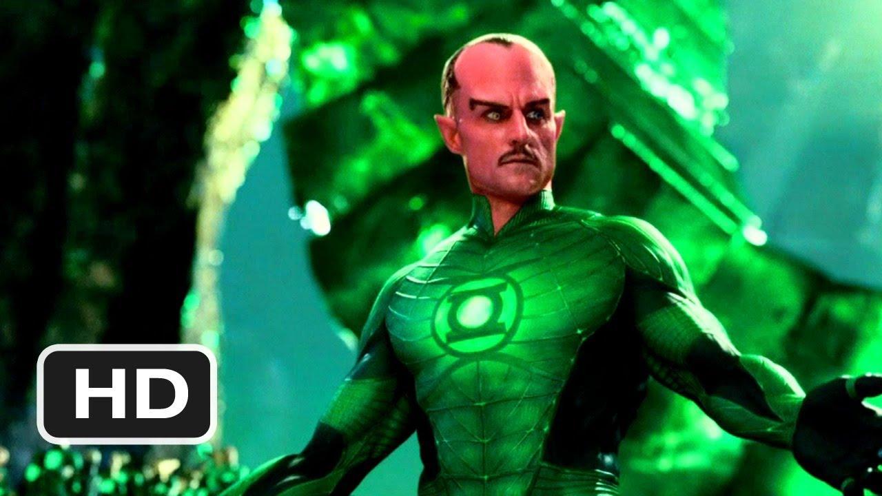 Lanterns Wallpaper Hd Green Lantern 7 Movie Clip Unprecedented Danger 2011